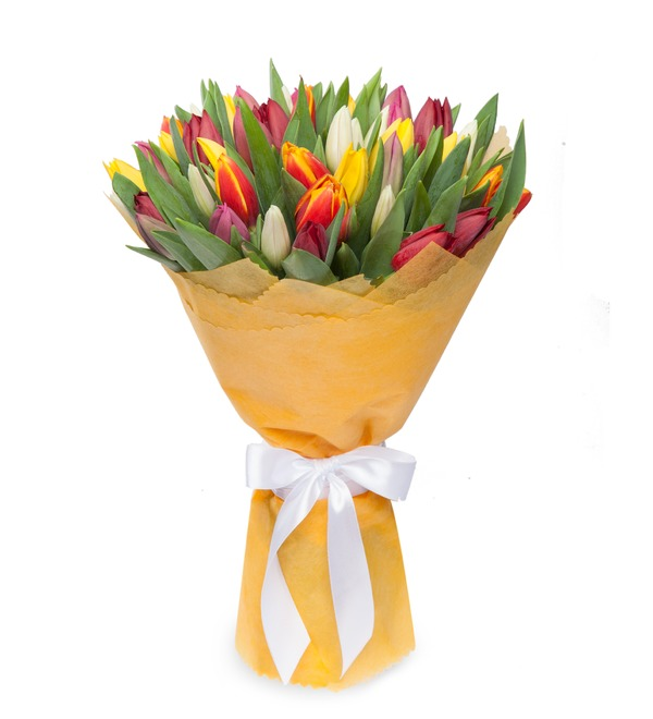 Bouquet of tulips Like it all (31 or 51) – photo #5