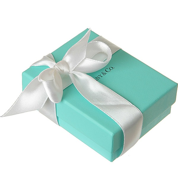 Брелок для багажа Luggage Tag Heart Tiffany – фото № 2