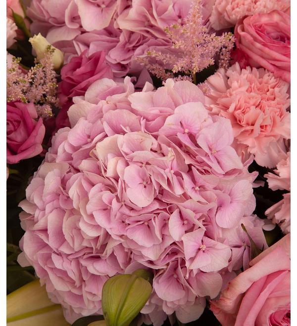 Букет-оркестр Вальс цветов – фото № 3