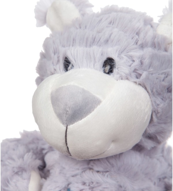Soft toy Teddy Bear Casey (23 cm) – photo #2