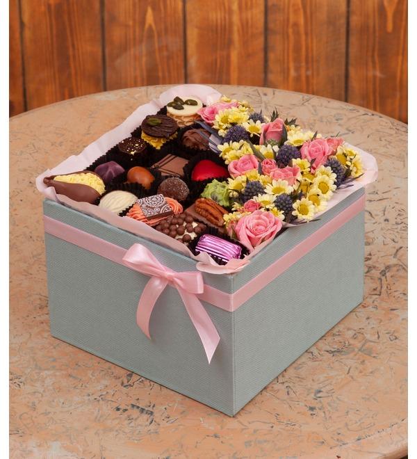 Подарочная коробка Сладкая жизнь – фото № 1