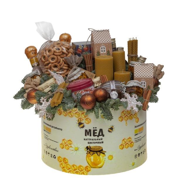Подарочная коробка Медовый аромат – фото № 4
