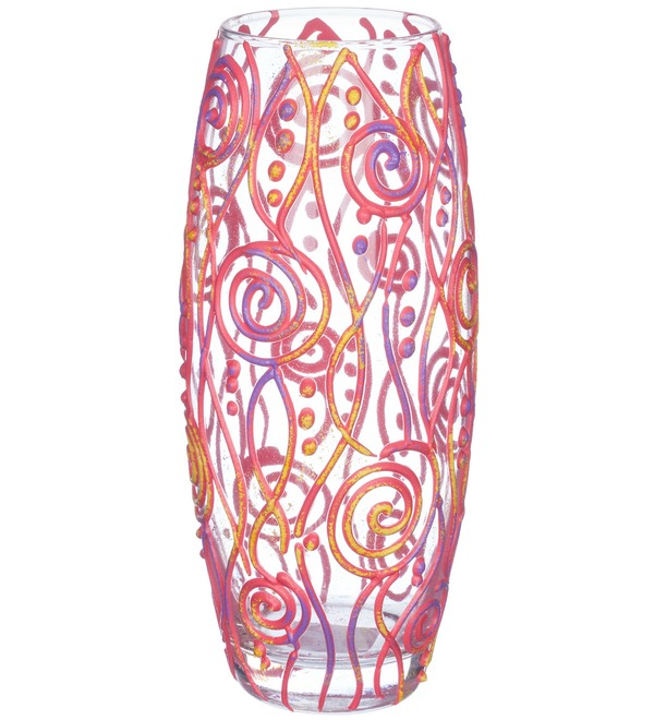 Vase decorated with Lights – photo #1