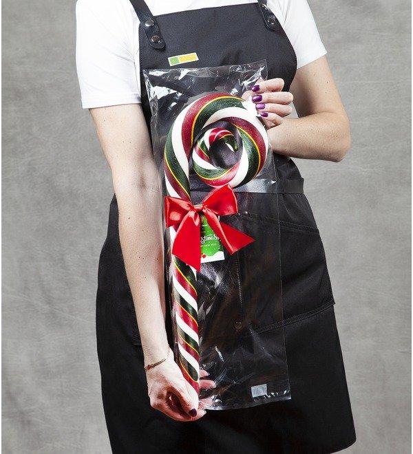 Леденец Рождественская трость, 1 кг – фото № 1