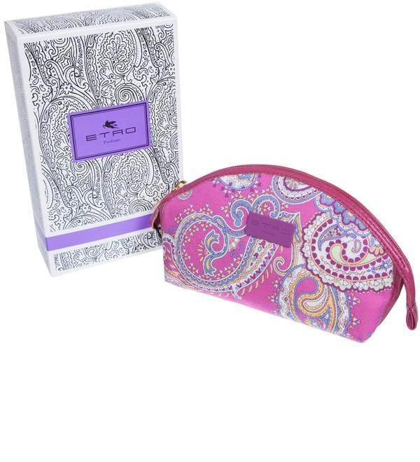 Cosmetic bag ETRO (Italy) – photo #3