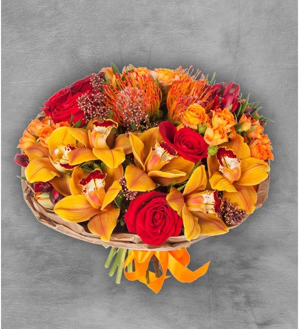 Bouquet Exotic – photo #1