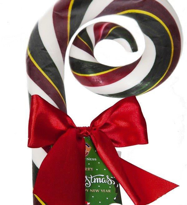 Леденец Рождественская трость, 1 кг – фото № 2