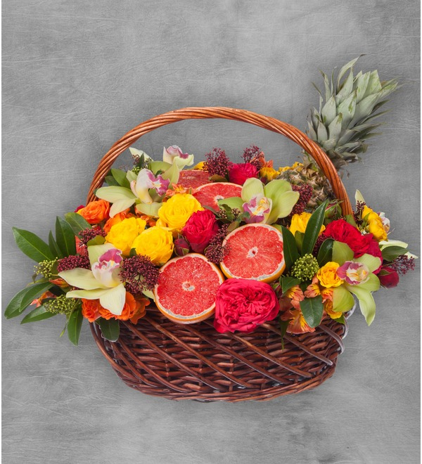 Composition Fruit platter – photo #1