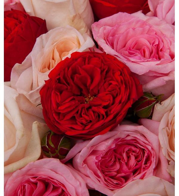 Bouquet-trio Rondo (15,25,35,51,75 or 101) – photo #2