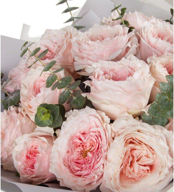 Букет Творение судьбы (11, 15 или 19 роз) – фото № 2