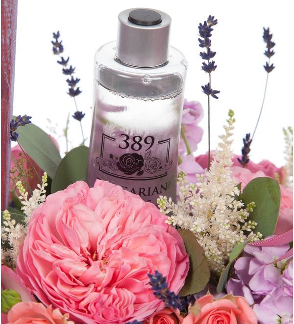 Композиция Розовый сад – фото № 3