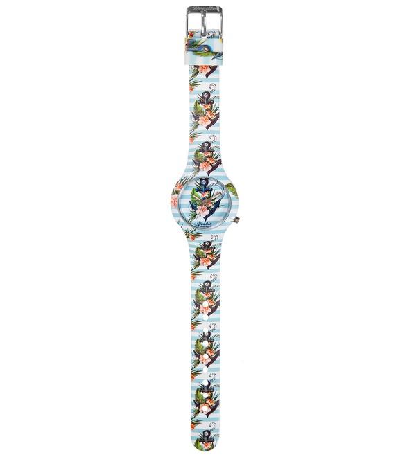 Часы Doodle Морской якорь – фото № 2