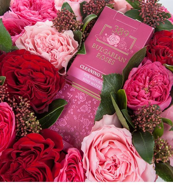 Композиция Розовая мечта – фото № 4