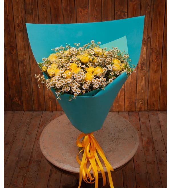 Bouquet duet Meadow motive – photo #1