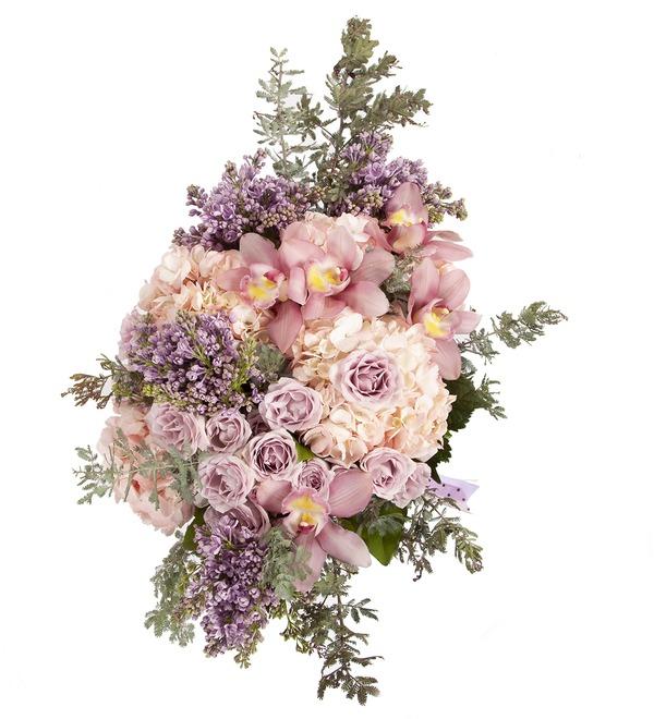 Bouquet-quartet Solfeggio – photo #4