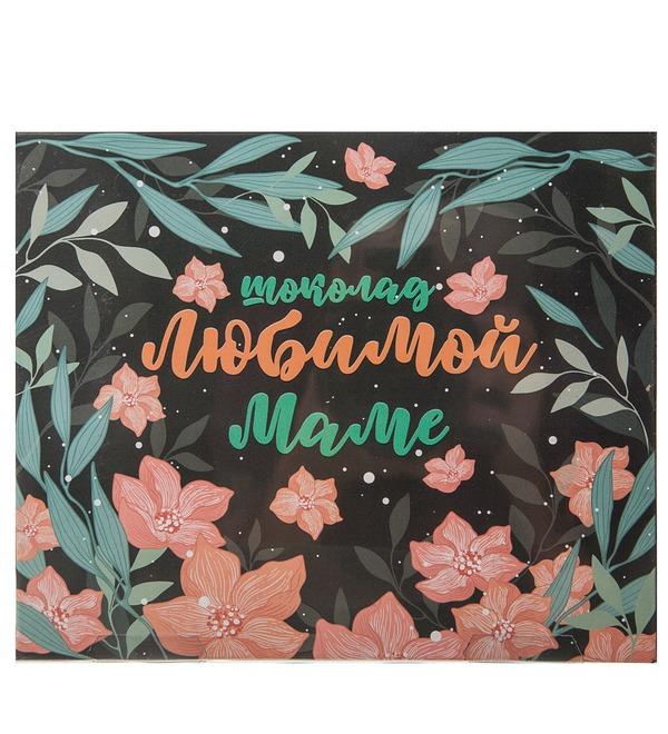 Шоколадный набор Любимой маме – фото № 1