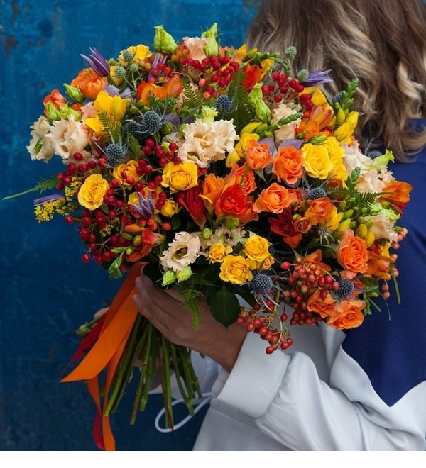 Bouquet The Breath of Autumn – photo #5