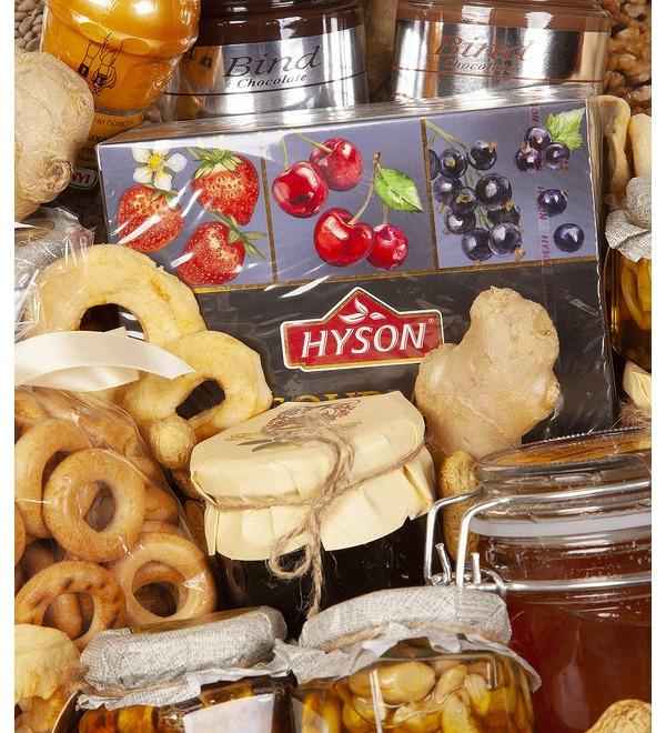 Подарочная коробка Бочонок с медом – фото № 2