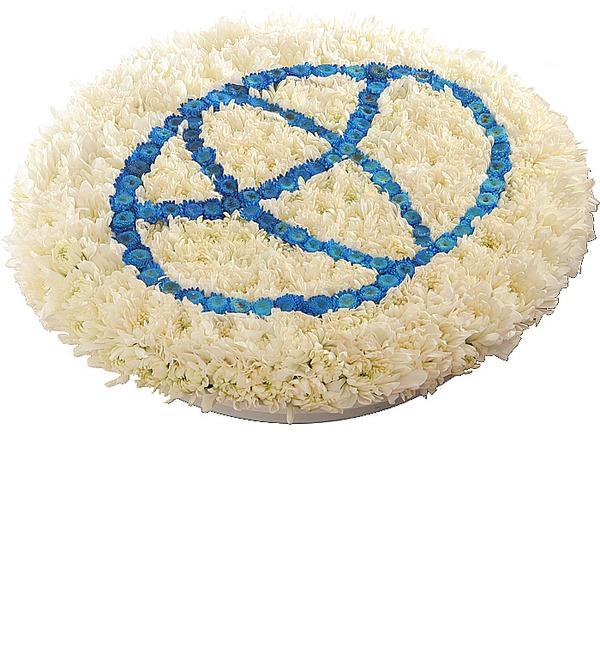 Цветочный логотип Тойота. Любой логотип на Ваш выбор! – фото № 2