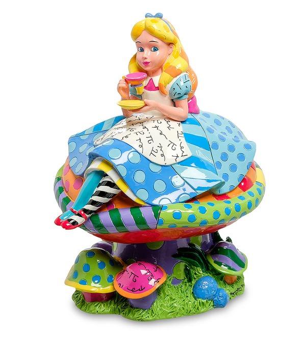 Figurine Alice in Wonderland (Disney) – photo #1