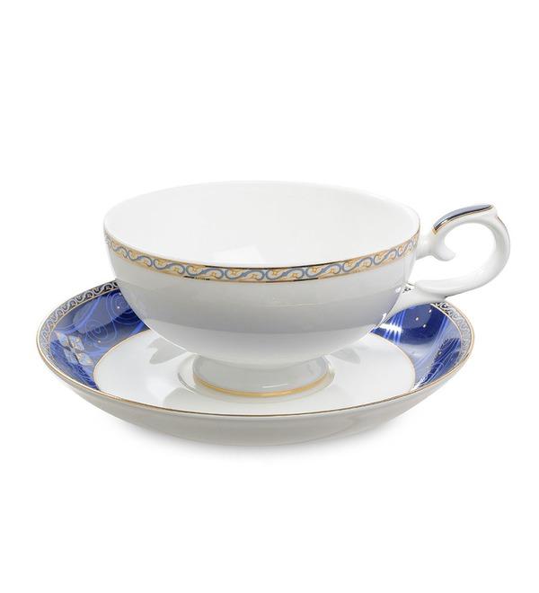 Чайный набор Золотой Палермо (Gold Palermo Pavone) – фото № 3