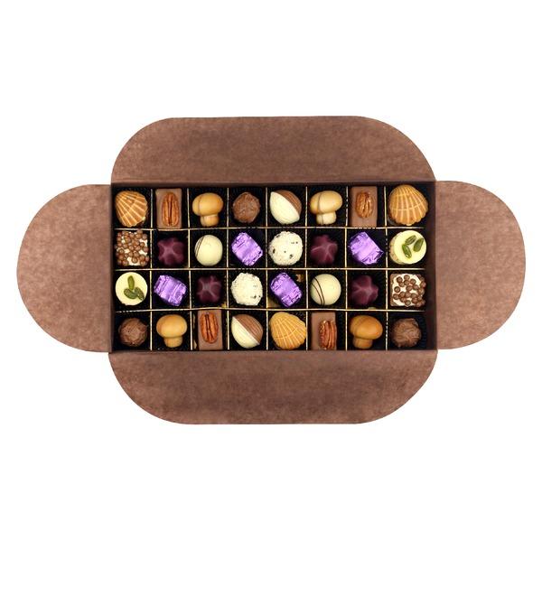 Конфеты ручной работы из бельгийского шоколада Милон-ла-Шапель – фото № 2