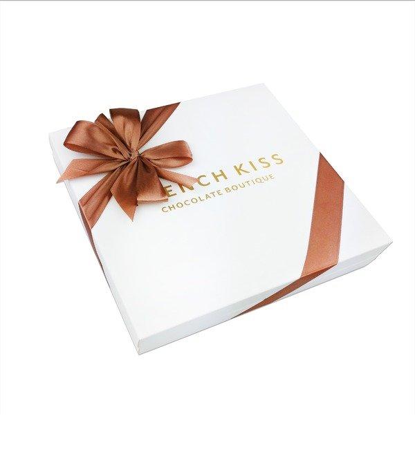 Конфеты ручной работы из бельгийского шоколада Почетный триумф – фото № 3