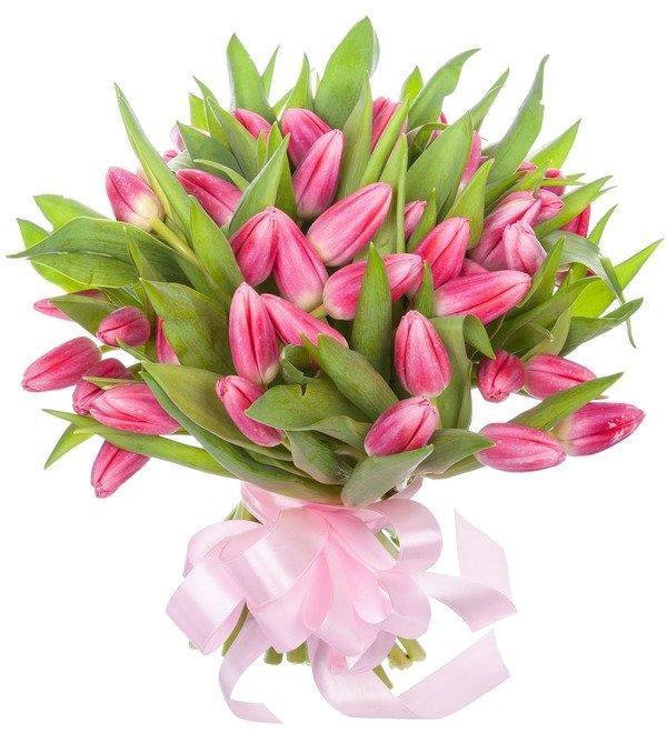 Букет Розовые грезы (25, 51, 101) – фото № 1