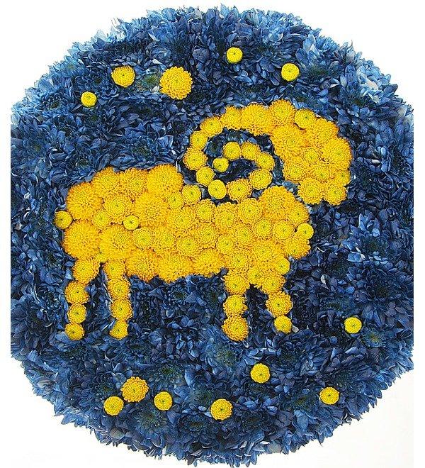 Композиция Знак зодиака Овен (21 марта - 20 апреля) – фото № 4