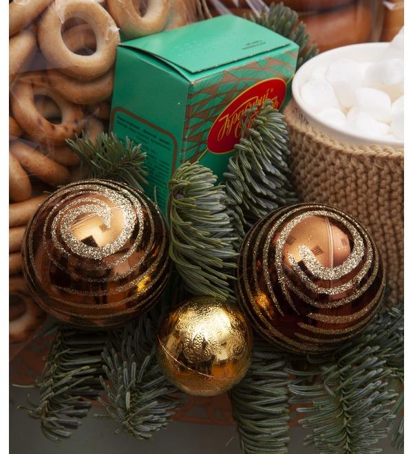 Подарочная коробка Горячий какао – фото № 3