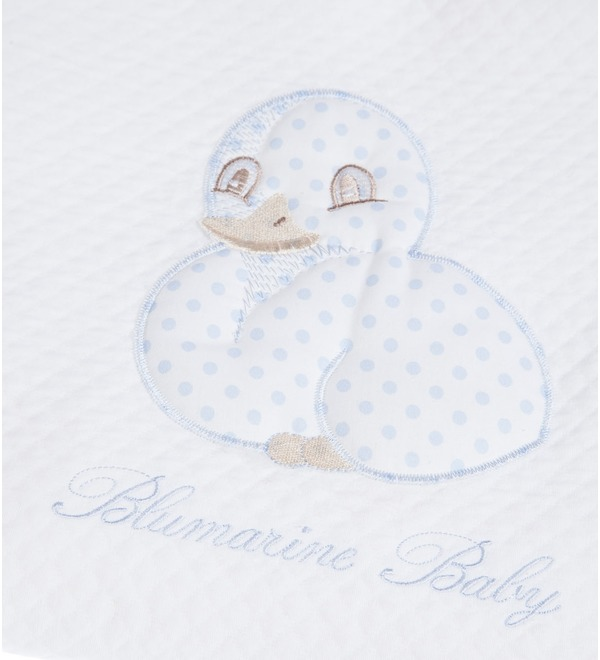 Baby blanket Cheerful duckling Blumarine – photo #2
