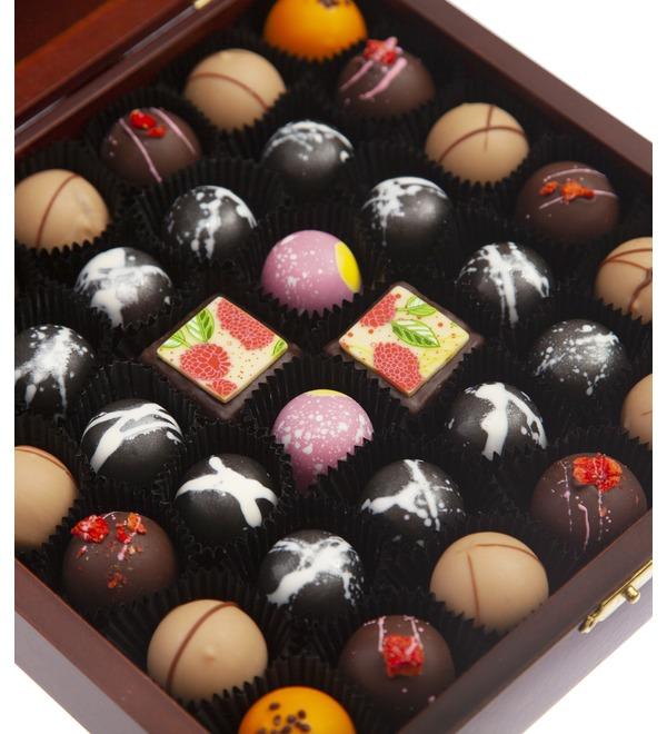 Конфеты ручной работы из бельгийского шоколада Шотландия – фото № 2