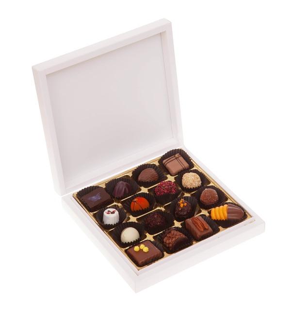 Конфеты ручной работы из бельгийского шоколада Сицилия – фото № 1