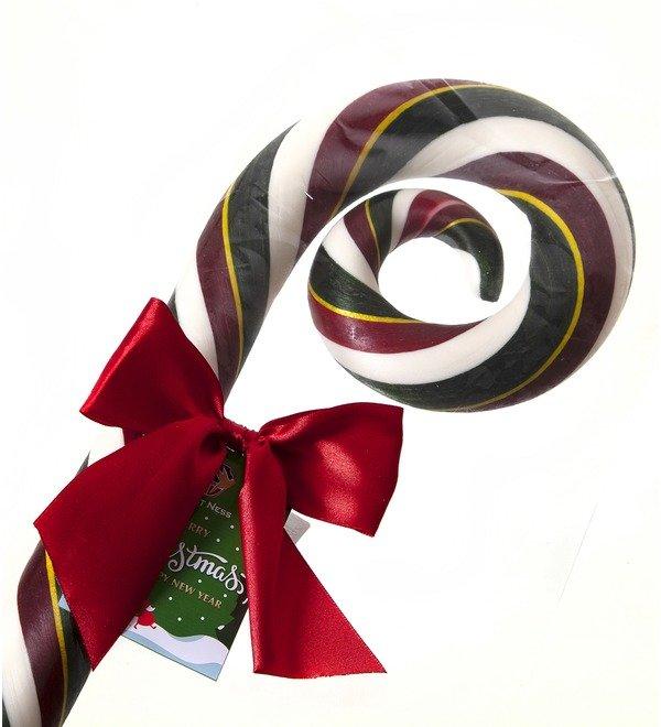 Леденец Рождественская трость, 1 кг – фото № 3
