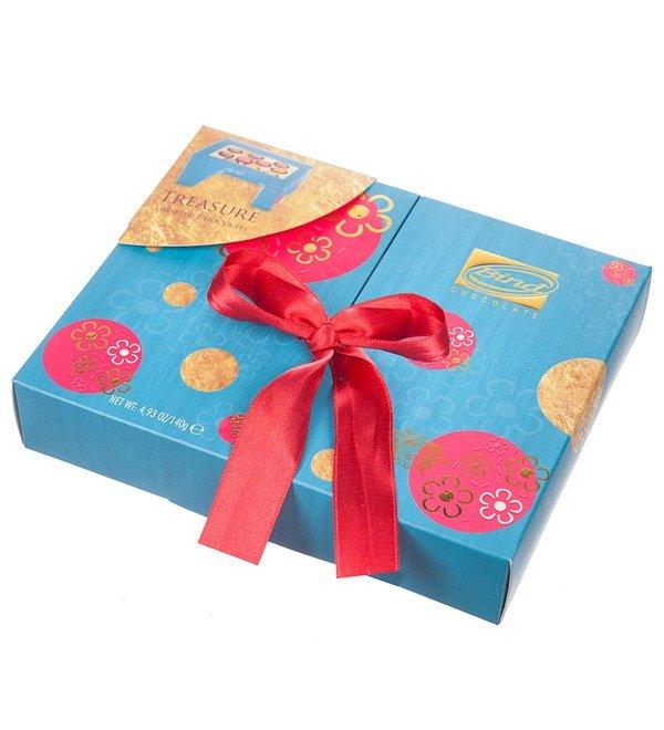 Набор шоколадных конфет Сокровище – фото № 3