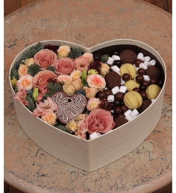 Подарочная коробка Шоколадный соблазн – фото № 1