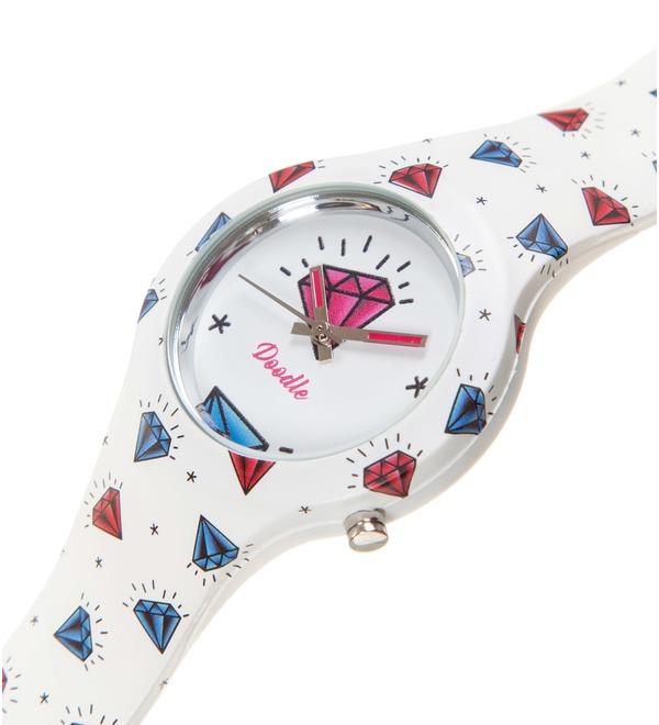 Часы Doodle Бриллианты – фото № 2