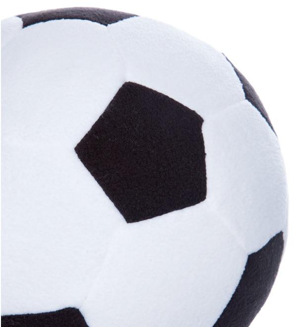 Мягкая игрушка Футбольный мяч (23см) – фото № 2