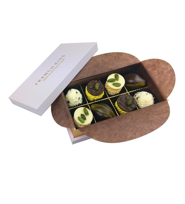 Конфеты ручной работы из бельгийского шоколада Венсе – фото № 1