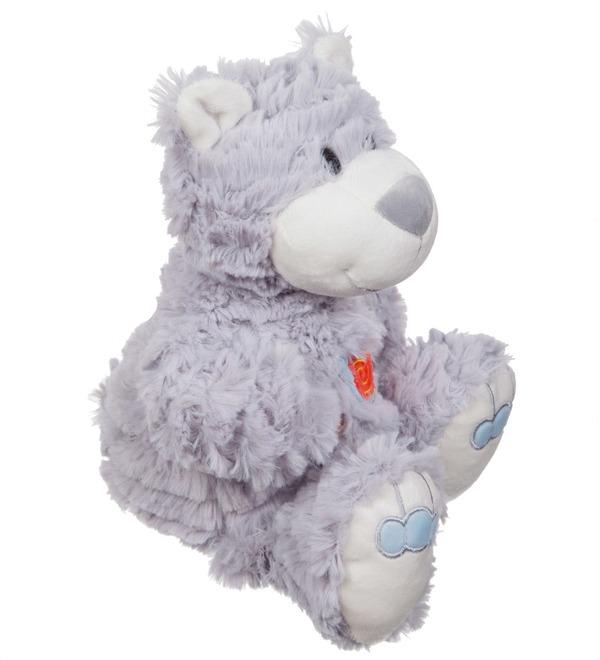 Soft toy Teddy Bear Casey (23 cm) – photo #3