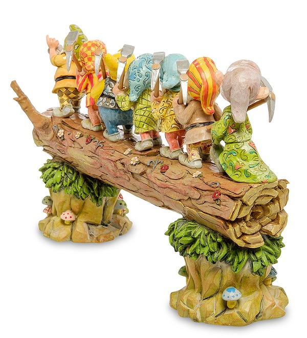 Figurine The Seven Dwarfs: Returning Home (Disney) – photo #3