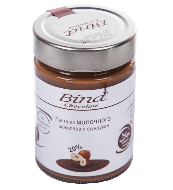 Паста из молочного шоколада с фундуком – фото № 1