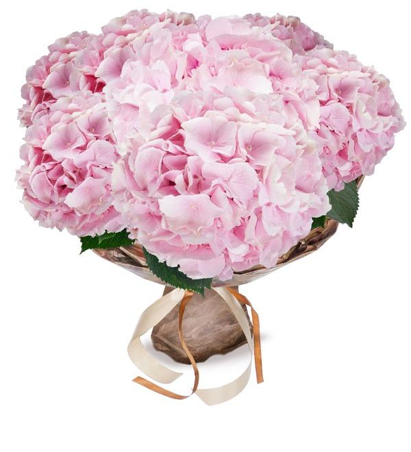Букет Розовые грёзы (7, 15 или 25) – фото № 1
