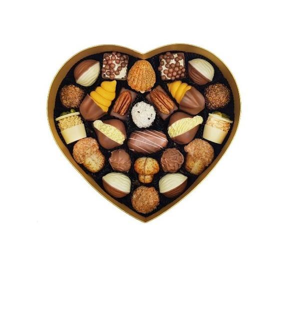 Конфеты ручной работы из бельгийского шоколада Алерия – фото № 1
