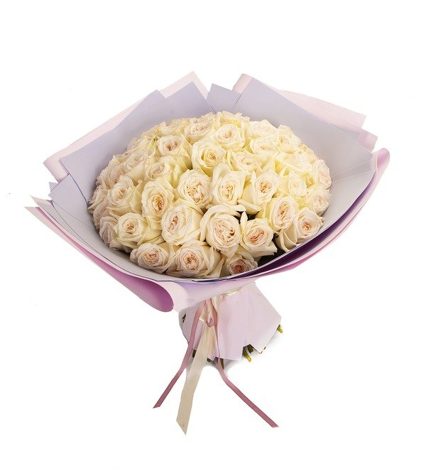 Bouquet-solo White OHara (15,25,51 or 75) – photo #5