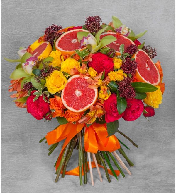 Bouquet Citrus fragrance – photo #1