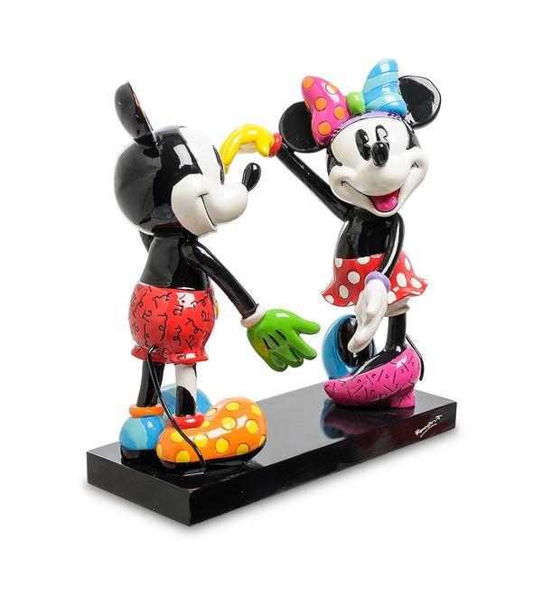 Фигурка Микки и Минни Маус (Disney) – фото № 2