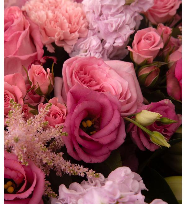 Букет-оркестр Вальс цветов – фото № 2
