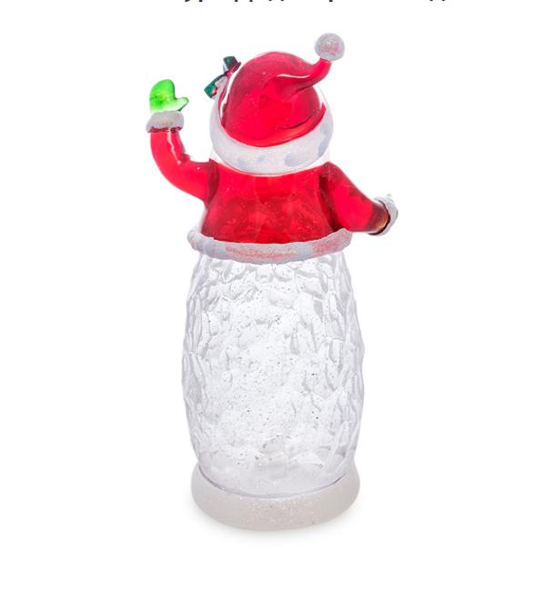Фигура Дед Мороз с подсветкой – фото № 2