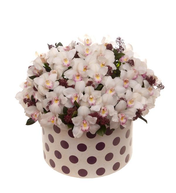 Композиция Экзотические орхидеи – фото № 5